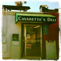 Photo taken at Cavaretta's Italian Groceries by Geoff S. on 9/16/2012