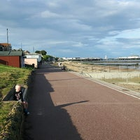 Photo taken at Clacton-on-Sea by Amy W. on 7/23/2017