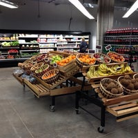 Photo taken at Milk & Honey Market by David L. on 3/2/2014