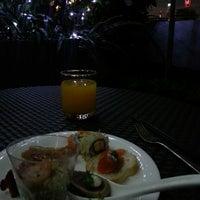 Photo taken at Executive Lounge Novotel Ploenchit by Faye Y. on 12/17/2013