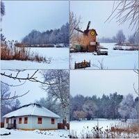 """Снимок сделан в Ресторан """"Миргород"""" пользователем Dina S. 1/12/2013"""