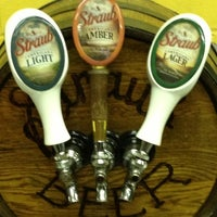 Photo taken at Straub Brewery by Mike M. on 11/23/2012