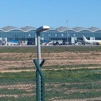 Photo taken at Alicante-Elche Airport (ALC) by Natalia D. on 12/8/2012