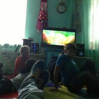 Photo taken at Центр социальной помощи семье и детям «Родник» by Лекс С. on 8/27/2013