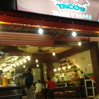 Photo taken at Naranja Tacos by Lily A. on 11/6/2012