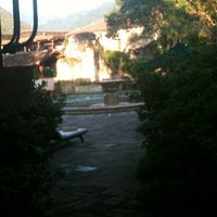 Photo taken at Kloster, Antigua Guatemala by Bruno D. on 11/19/2012