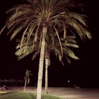 Foto tomada en Playa de La Farola por Anna F. el 8/9/2013