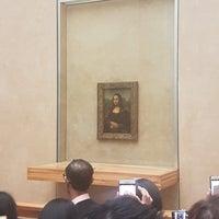 Foto tirada no(a) Mona Lisa | La Joconde por mahmood reza s. em 10/17/2018