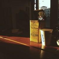 Снимок сделан в Rudy's Coffee to Go пользователем Верочка Б. 6/4/2014