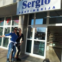Photo taken at Sergio by Bojana B. on 4/11/2013