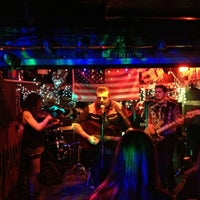 Photo taken at Hank's Saloon by Alix P. on 4/7/2013