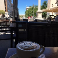 Photo taken at Café de los Austrias by Maryanna B. on 7/2/2017