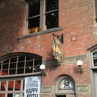 Photo taken at Engine House No. 9 by Chef Jeff M. on 10/26/2012