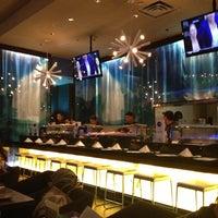 Photo taken at Blu Sushi by khadiga s. on 3/30/2013
