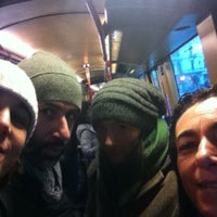Photo taken at Fermata Tram - Stazione FS by Ambra D. on 1/11/2013