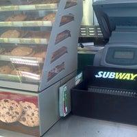 Photo taken at Subway by A. J. Z. on 4/21/2013