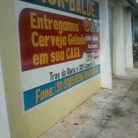 Photo taken at Disk-Balde (Cametá) by Vanessa N. on 3/1/2014