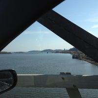 Photo taken at Mississippi River by Samantha K. on 11/9/2012