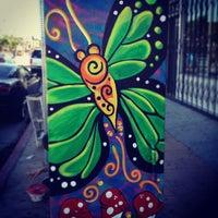 Photo taken at Maya Barber by Quetzal B. on 1/14/2014