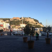 Photo taken at Port de Cassis by Guillaume G. on 5/19/2013
