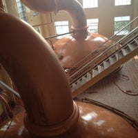 Photo taken at Saranac Brewery (F.X. Matt Brewing Co.) by Jay S. on 9/14/2012