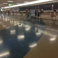 Photo taken at Mobile Regional Airport by Girlie A. on 6/21/2013