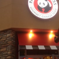 Photo taken at Panda Express by Girlie A. on 11/19/2012
