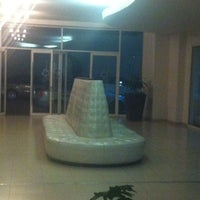 Photo taken at Hotel Mexico Plaza by Ruxell I. on 11/18/2012