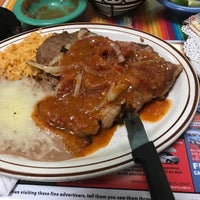 Photo taken at Tapatio's Restaurante Mexicano by Anuwat A. on 4/30/2017