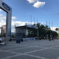 Photo taken at Ford Thunder Alley - West Plaza, Tampa Bay Times Forum by Anuwat A. on 3/26/2017