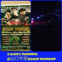 Photo taken at BLACK DIAMOND by たかちゃん on 7/6/2013