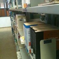 Photo taken at Biblioteca Central Prof. Alpheu da Veiga Jardim (BC) by Lorena G. on 2/4/2013