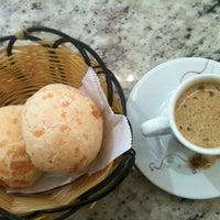 Photo taken at Cafeteria Corações De Minas by Lorena G. on 2/4/2014