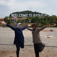 Photo taken at Welcome To Batam by Dani S. on 3/15/2018