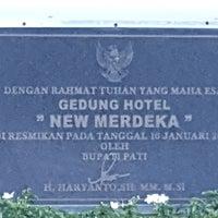 Photo taken at Hotel New Merdeka by Dani S. on 6/17/2018