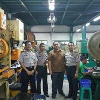 Photo taken at Pusat Industri Kecil (PIK) by Dani S. on 3/2/2017
