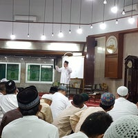 Photo taken at Masjid Babussalam by Dani S. on 6/17/2017