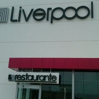 Photo taken at Liverpool by Jazzito H. on 4/13/2013