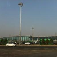 Photo taken at Dalian Zhoushuizi International Airport (DLC) by Ran Z. on 1/19/2013