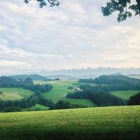 Photo taken at Ulmizberg by Helmut G. on 9/4/2014