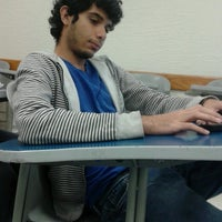 Photo taken at Aulas III by Sergio A. on 4/2/2013