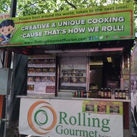 Photo taken at Rolling Gourmet Fusion by littleneek on 5/14/2014