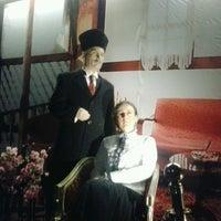 Photo taken at Sapphire Wax Museum by Mustafa S. on 3/19/2013