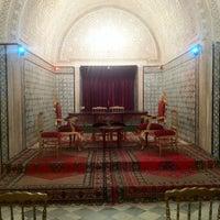 Photo prise au Palais Kobbet Ennhas par Raoua K. le12/27/2012