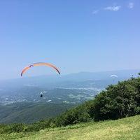 Photo taken at 室根山山頂 by sanchu_8006 on 7/15/2017