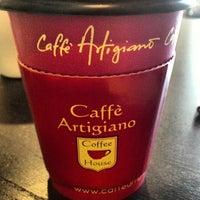 Photo taken at Caffè Artigiano by Stanley W. on 6/7/2013
