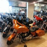 Photo taken at Old Glory Harley-Davidson by Jeremy W. on 7/16/2014