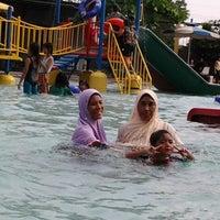 Photo taken at Fun Park Bekasi Timur Regency by Arief T. on 4/29/2013
