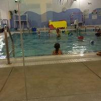 Photo taken at Little Otter Swim School by Rosaria C. on 6/4/2014