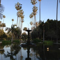 Photo taken at Will Rogers Memorial Park by Rosaria C. on 4/13/2013